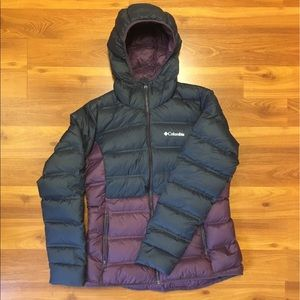 Women's Columbia 700 Duck Down / Feather Puffer